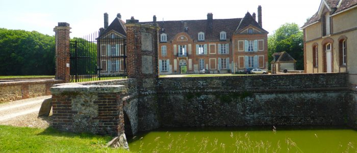 Château de Bontin aux Ormes